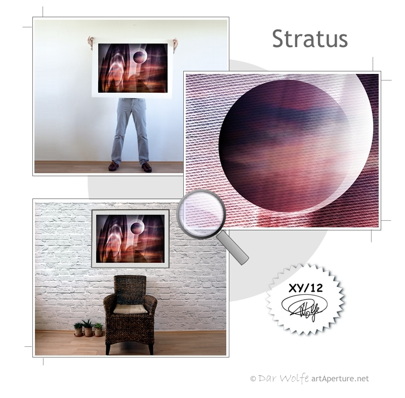 ArtAperture.net - Dar Wolfe - Stratus - Astral - An innerspection of esoteric objects and their spiritual / material representations