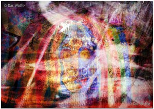 ArtAperture.net - Dar Wolfe - Give Peace a Chance - Urban - Layered urban illustrations combined with color and texture enhancements