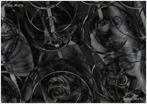 ArtAperture.net - Dar Wolfe - Eternity - Jazzy - Modern technique used to create artistic distortion of natural and artificial objects